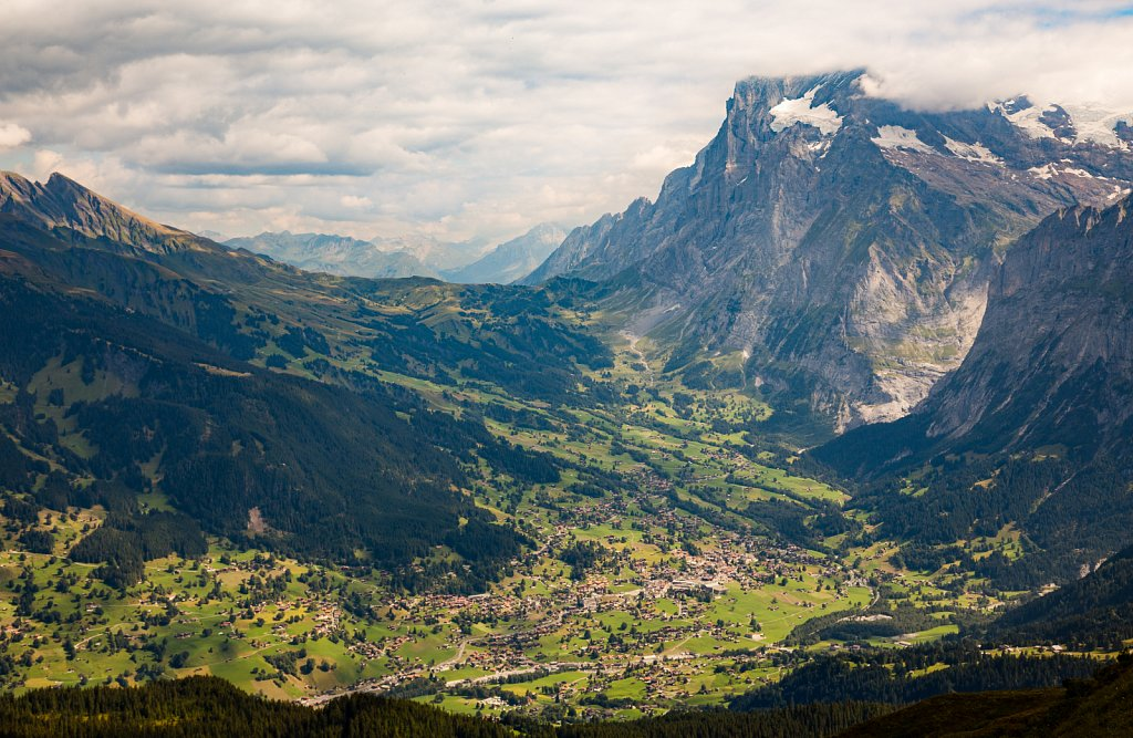 Grindelwald Valley